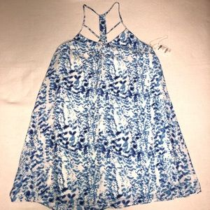NWT Charlotte Russe Patterned Dress